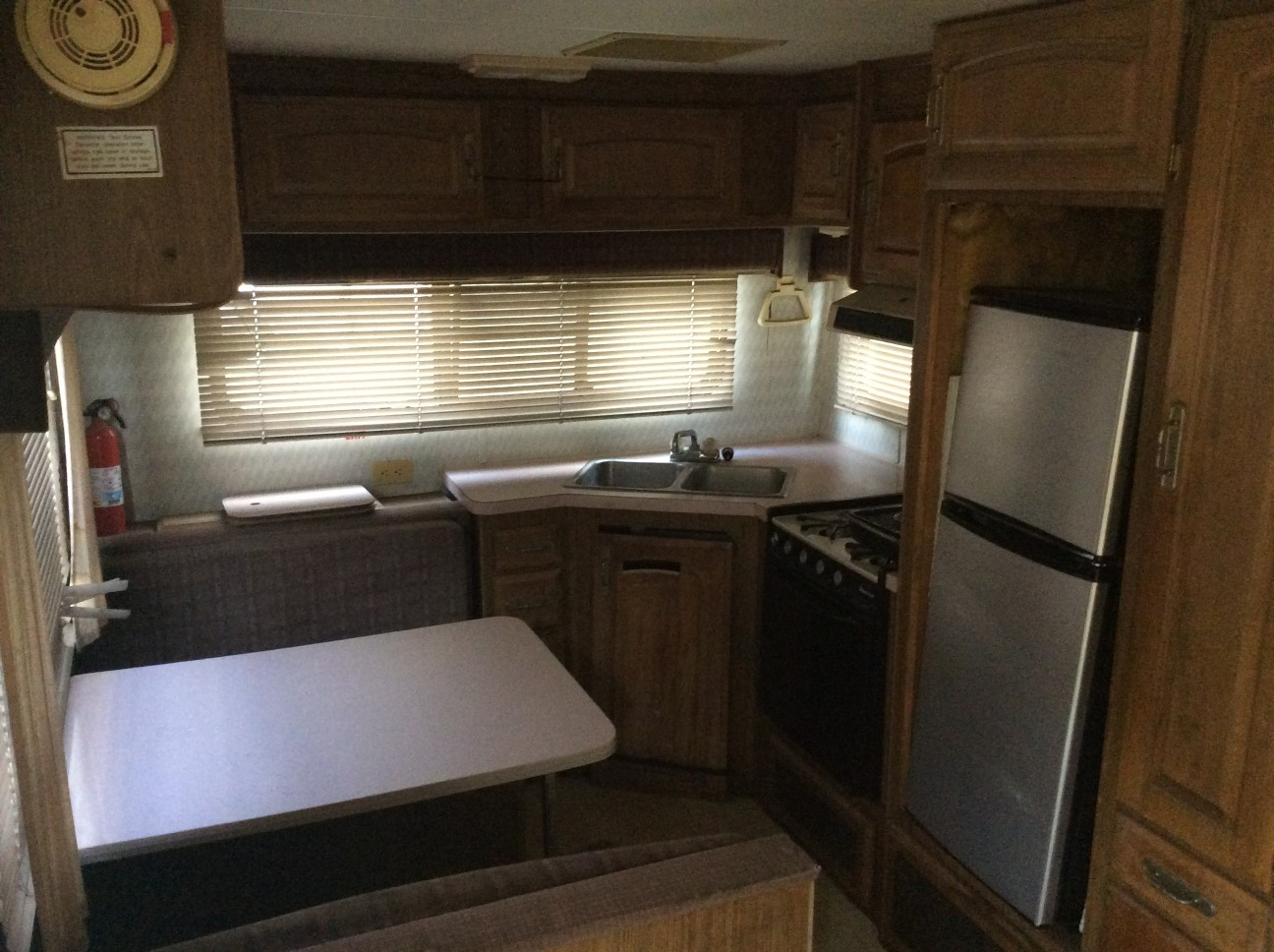 Why Rent When You Can BUY We Currently Have This 1990 Fleetwood Wilderness 5th Wheeler Available As Is Call Today To Learn More About Home